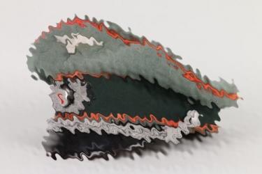 Heer Artillerie officer's visor cap - Alkero