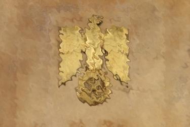Gordon Gollob - Knight's Cross with Oak Leaves document with folder