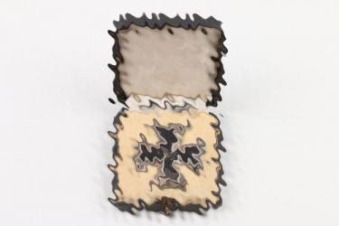 1939 Iron Cross 1st Class in case - brass core