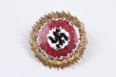 NSDAP Golden Party Badge - 18583