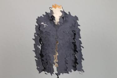 Luftwaffe blue tropical 4-pocket tunic