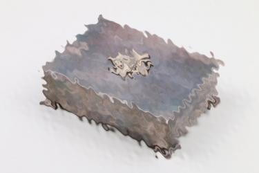 Wehrmacht 1942 engraved cigar case