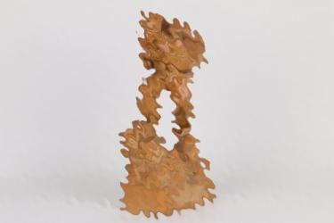 Wehrmacht carved Gebirgsjäger figure - 3