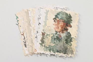 """Third Reich """"Willrich"""" postcard collection"""