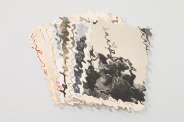 Third Reich postcard collection
