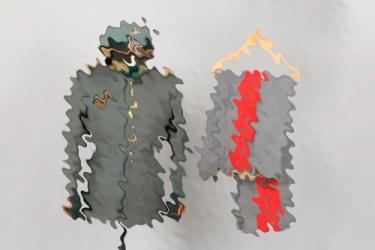 Gen.Stabsint. Küthe - personal uniform grouping