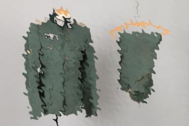 Wehrmacht Geb.Jäg.Rgt.99 uniform for an Oberleutnant