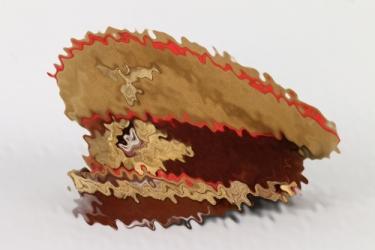 NSDAP political leader's visor cap - Gauleitung