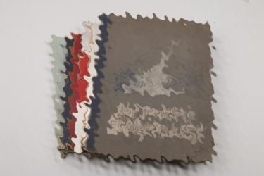 Third Reich lot of cigarett card albums