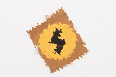 DJ sleeve badge - Oberbann 2