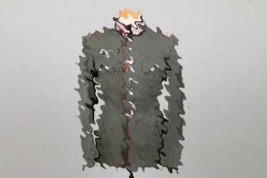 Heer Nebeltruppe ornamented tunic - Oberleutnant