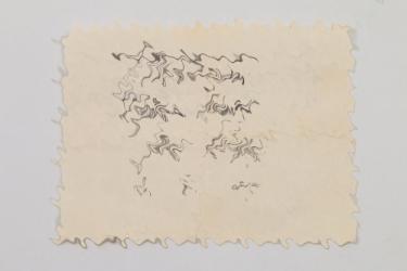 Nuremberg Trials autograph - von Papen,Schacht,Fritzsche