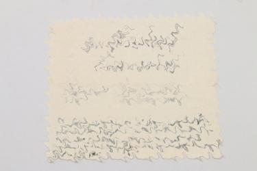 Nuremberg Trials autograph - Gerd von Rundstedt