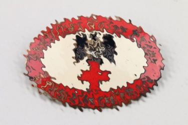 DRK Schwesternschaft service brooch