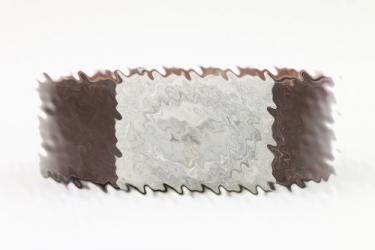 Luftwaffe parade buckle & belt EM/NCO