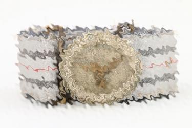 Luftwaffe officer's parade buckle & belt