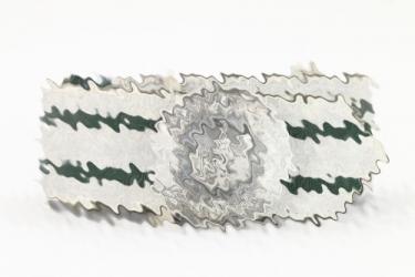 Heer officer's parade buckle & belt