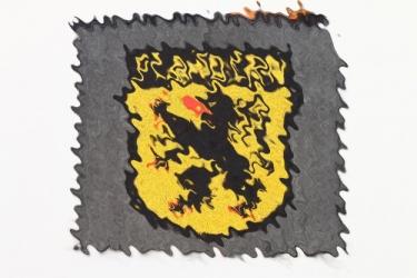 Waffen-SS Flandern volunteer's sleeve badge
