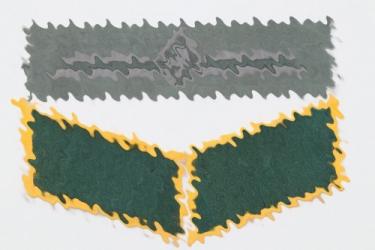 Heer insignia for Russian volunteer's
