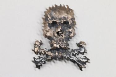"""Kav.Rgt.17 """"Braunschweig"""" cap skull"""