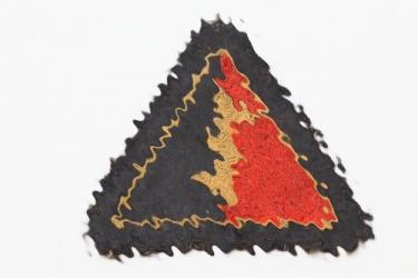 Dutsch NSB officer's sleeve badge
