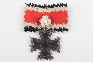 """Knight's Cross """"L/12"""" with """"L/50"""" Oak Leaves"""