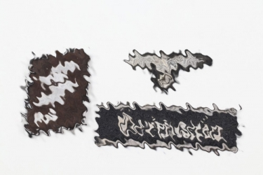 "SS-Standarte ""Germania"" insignia grouping"