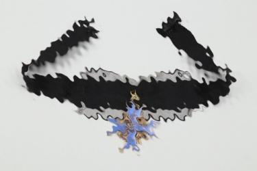Pour le Mérite with ribbon (1930s type)