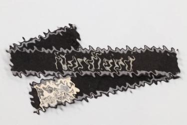 SS-Hstuf. Pausch - Nordland EM/NCO's cuffband