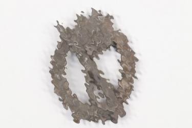 Infantry Assault Badge in silver - hollow