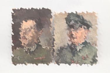 3 paintings of J. Wilfing - Turkvölkischen Dolmetscherschule