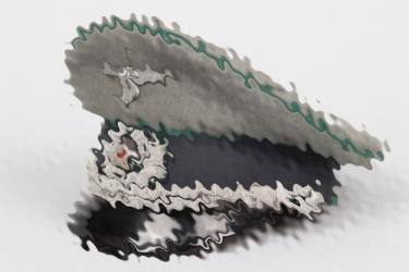 Heer Gebirgsjäger officer's visor cap