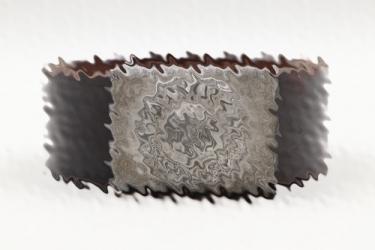 Heer parade belt & buckle - EM/NCO