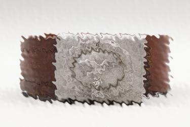 Luftwaffe parade belt & buckle - EM/NCO