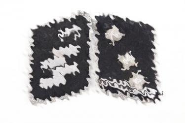 "SS-VT ""Der Führer"" collar tabs - SS-Obersturmführer"