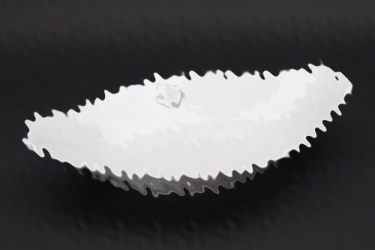 "Dutch NAD ""Ick Dien"" porcelain plate - Terra Nova"