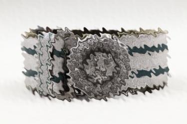 Heer officer's parade belt & buckle