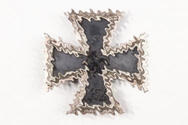 Lt. Vögerl - 1939 Iron Cross 1st Class (named)
