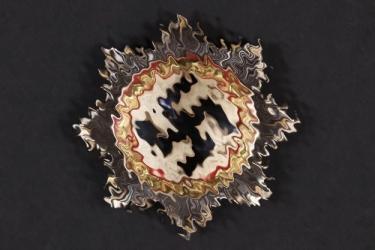 SS-Ogruf.v.d.Bach-Zelewski - German Cross in gold
