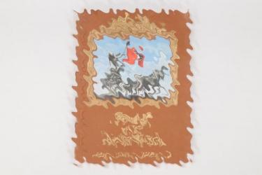Kampf ums Dritte Reich cigarett card album
