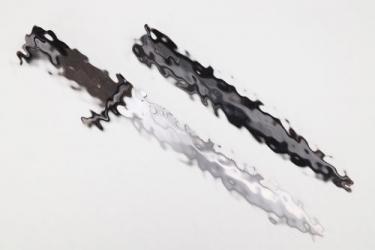 Wehrmacht saw-back bayonet