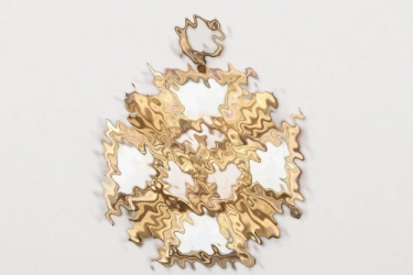 NSDAP Long Service Award in gold - Deumer
