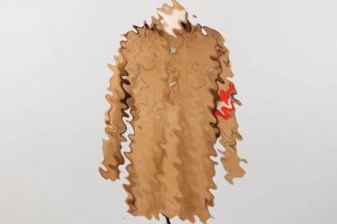 HJ Bann 766 brown shirt - WEST MOSELLAND