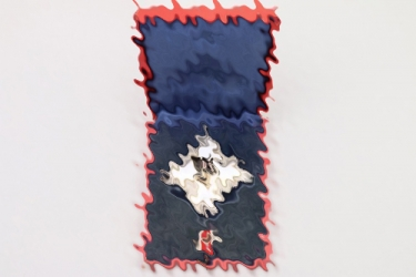 German Red Cross Decoration Breast Star in case + minaiture - Godet