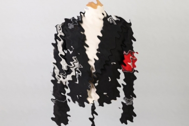 SS formal evening dress jacket - SS-Obersturmbannführer