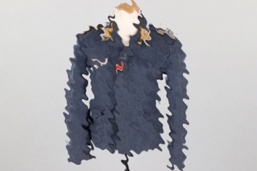 Luftwaffe flight blouse to highly decorated Oberfeldwebel
