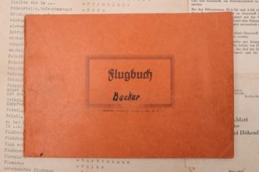 "Fw. K.-H.Becker - ""Operation Bodenplatte"" document grouping"