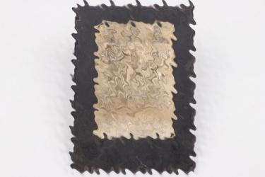 """Third Reich DAF """"Ehret die Arbeit"""" wall plaque"""