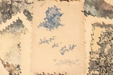 """Luftwaffe """"Kunst der Front"""" picture collection"""