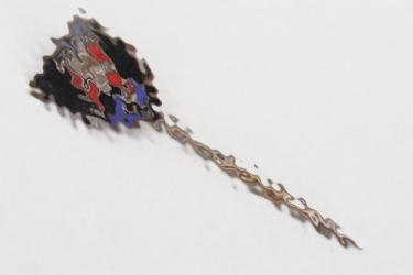 """Luftwaffe """"Nachtjagd"""" enamel lapel pin"""